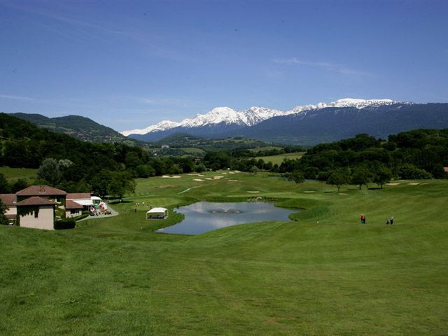 Golf de Grenoble Uriage - Uriage - 9T