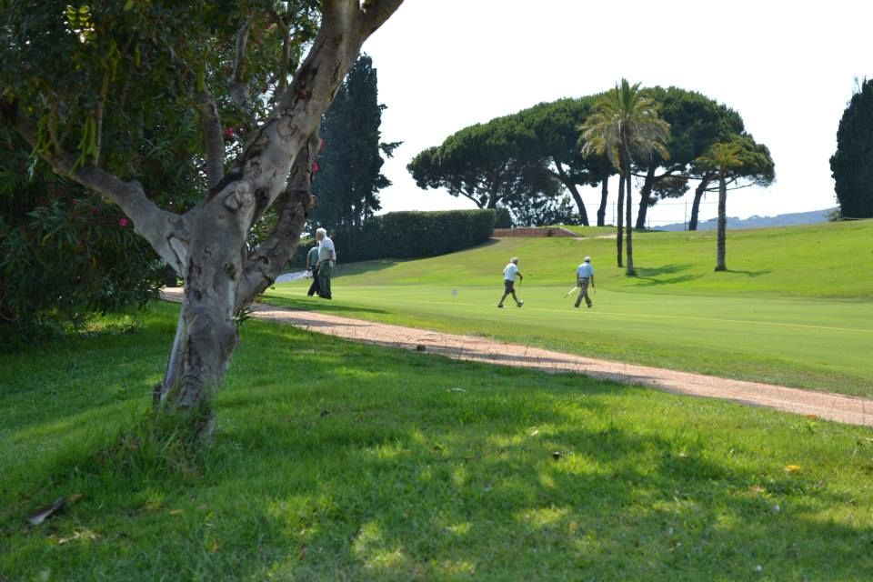 Golf Club Llavaneras - Barcelone - 18T
