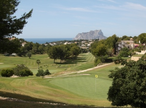 Club de Golf Ifach 18 holes