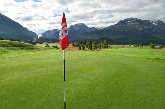 Engadine Golf - Samedan Course