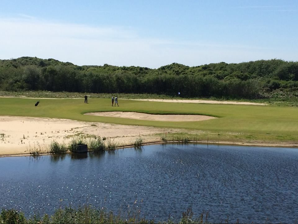 Golf du Touquet - Le Manoir - 9T
