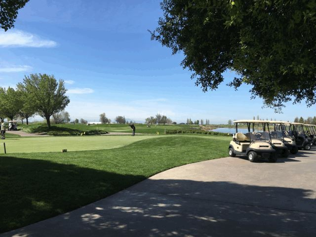 The Reserve at Spanos Park
