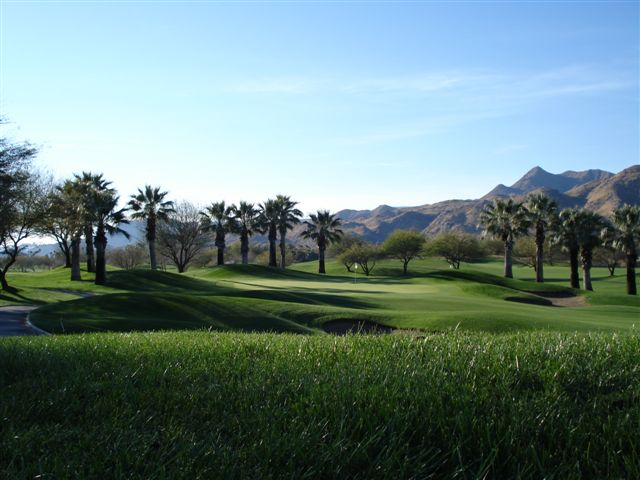 Tahquitz Creek Resort Course