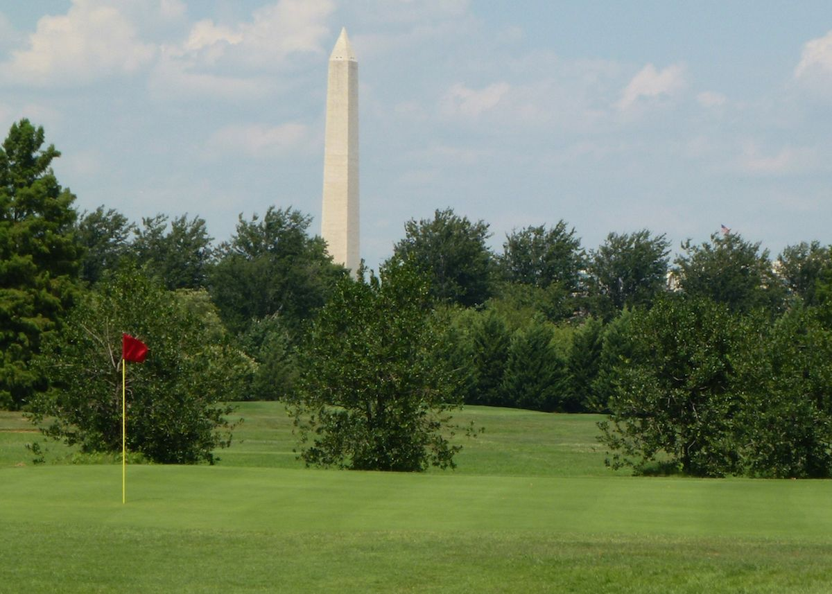 East Potomac Red Course