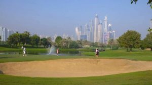 Emirates Golf - Majlis Course - Green Fee - Tee Times