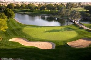 Emirates Golf Club - Faldo Course - Green Fee - Tee Times
