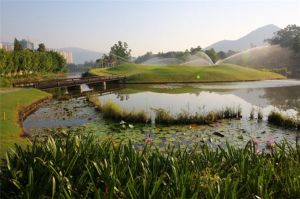 Chung Shan Hot Spring Golf - Green Fee - Tee Times