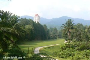 Awana Genting Highlands Country Club - Green Fee - Tee Times