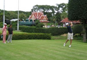 Royal Hua Hin Golf - Green Fee - Tee Times