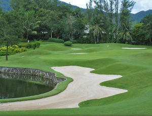 Phuket Country Club - Green Fee - Tee Times