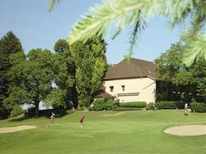 Domaine de Divonne Golf Club - Green Fee - Tee Times