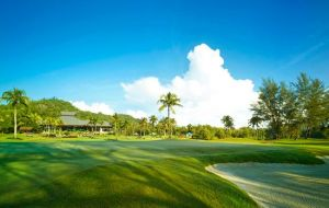 Dalit Bay Country Club - Green Fee - Tee Times