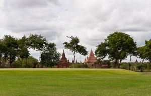 Bagan Golf Course - Green Fee - Tee Times