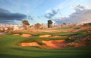 Jumeirah Golf Estates Fire Course - Green Fee - Tee Times
