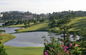 Dalat Palace Golf Club - Green Fee - Tee Times