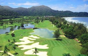 Nexus Resort Karambunai Golf Course - Green Fee - Tee Times