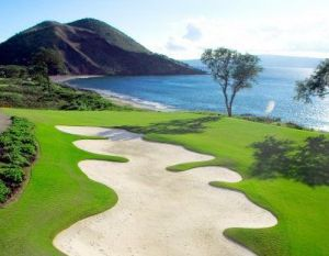 Makena Golf Courses/North - Green Fee - Tee Times