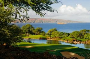 Wailea Golf Club - Emerald Course