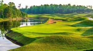 Barefoot Resort - Dye Course - Green Fee - Tee Times