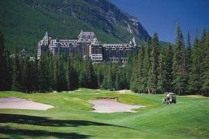 Fairmont Banff Springs - Stanley Thompson 18 - Green Fee - Tee Times