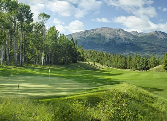 Fairmont Jasper Park Lodge Golf Club - Green Fee - Tee Times