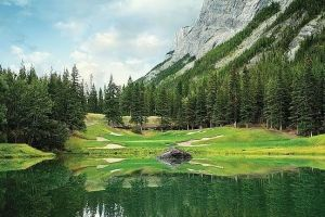 Fairmont Banff Springs - Tunnel Mountain 9 - Green Fee - Tee Times