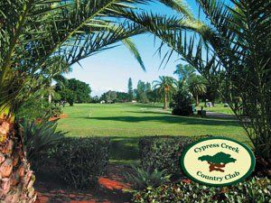 Cypress Creek Country Club - Green Fee - Tee Times