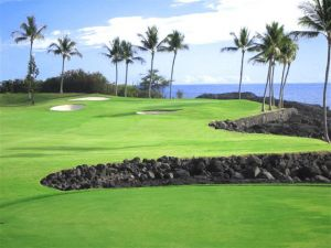 Kona Country Club - Ocean Course - Green Fee - Tee Times
