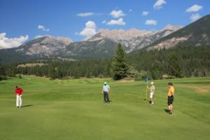 Golf Courses at Fairmont Hot Springs-Mountainside - Green Fee - Tee Times