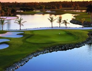 Lely Resort & Country Club - Mustang - Green Fee - Tee Times