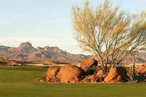 Laughlin Ranch Golf Course - Green Fee - Tee Times