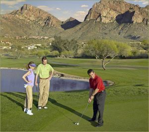 El Conquistador - Pusch Ridge Course - Green Fee - Tee Times