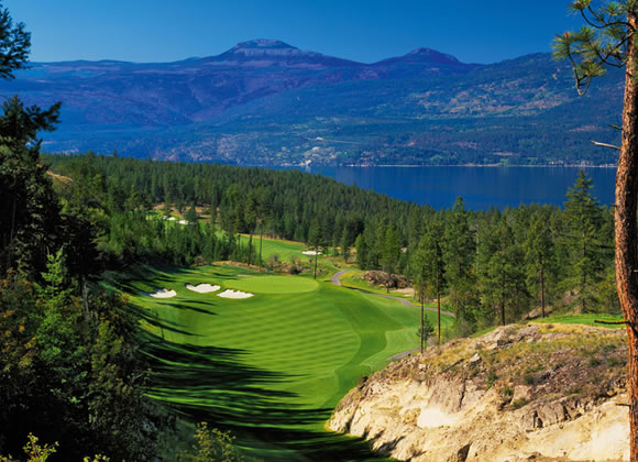 Predator Ridge Golf Resort - The Ridge Course - Green Fee - Tee Times