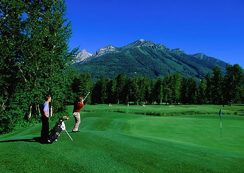 Fernie Golf & Country Club - Green Fee - Tee Times