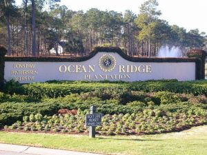Ocean Ridge -  Lions Paw Golf Links - Green Fee - Tee Times
