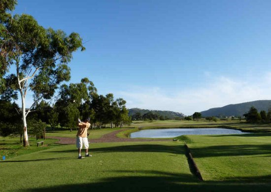 Knysna Golf Course - Green Fee - Tee Times