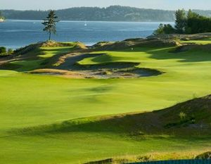 Chambers Bay Golf Course - Green Fee - Tee Times