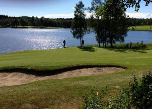 Örnsköldsviks Golfklubb Puttom - Puttoms 18 hål - Green Fee - Tee Times