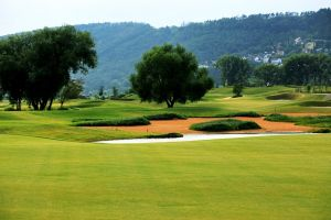 Zbraslav - Prague City Golf - 10. jamka (9) - Green Fee - Tee Times