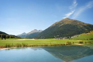 Engadine Golf Club - 4 Zuoz 9-Loch ab Tee 10 - Green Fee - Tee Times